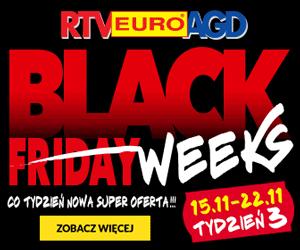Nowe zniżki na Black Week!