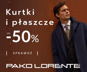 Kurtki i płaszcze -50%!