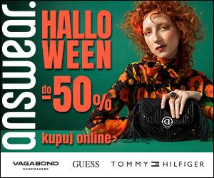 Halloweenowa wyprzedaż w Answear