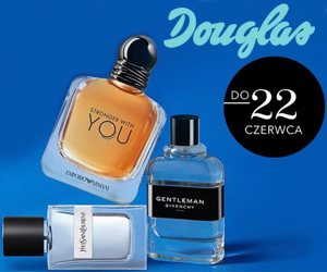 Zapachy męskie o -20% taniej!