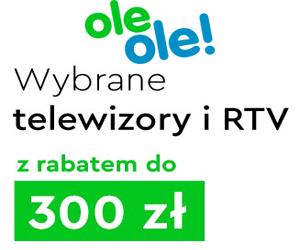 TV i RTV taniej w OleOle!