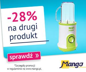 Mango: -28% na drugi produkt
