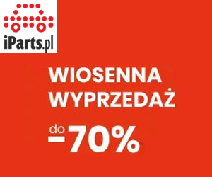 iParts: Wyprzedaż do 70%