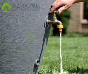-25% na zbiorniki na deszczówkę