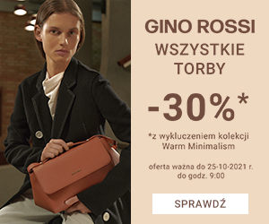 -30% na torby Gino Rossi!