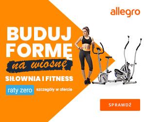 Allegro: Buduj formę!