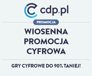 Gry cyfrowe do -90% !
