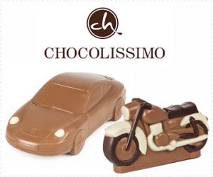 Świat zmysłowej czekolady