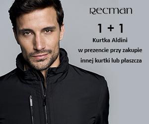 Kurtka Aldini gratis!