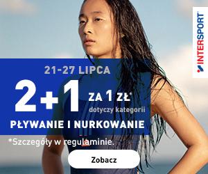 Promocja 2+1 w Intersport!