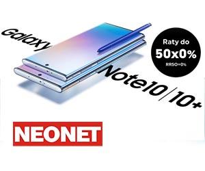 Samsung Galaxy Note 10 w Neonet!