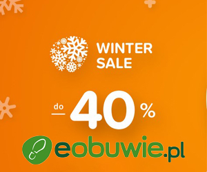 Zimowa zniżka do -40%