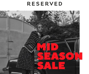 Mid season sale w Reserved!