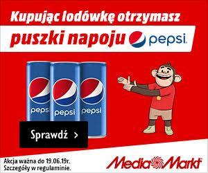 Lodówki mamy, Pepsi zapełniamy!