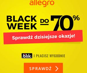 Black Weeks w Allegro