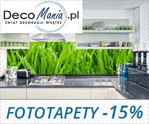 Twój kod rabatowy -15% na fototapety do kuchni