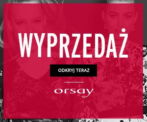 Wyprzedaż do -70% w Orsay