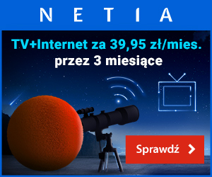 TV+Internet za 39,95 zł!