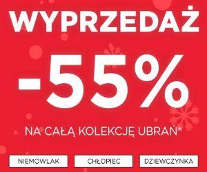 -55% na wszystko w 5.10.15