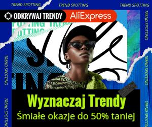 Okazje w AliExpress -50%