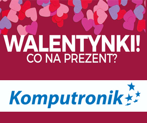 Komputronik: Walentynki!