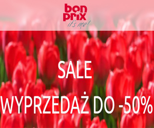 BonPrix: Wyprzedaż do -50%