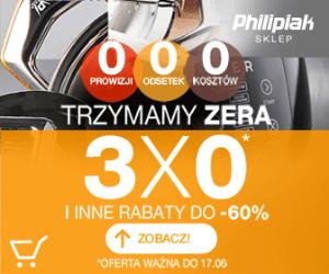 Do -60% w  Philipiak Milano!