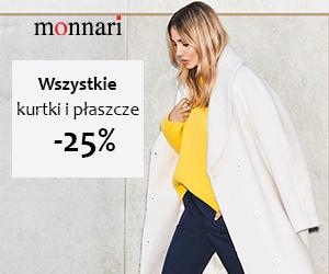 Kurtki i płaszcze -25%!