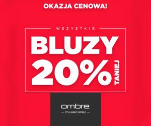 Ombre: Bluzy -20%