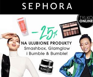 Kosmetyki -25% taniej!