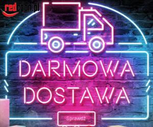 Darmowa dostawa w Redcoon!