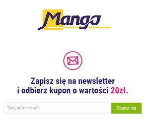 20 zł rabatu w Mango!