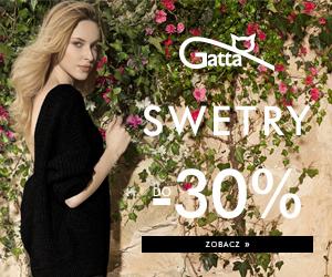 Swetry w Gatta -30%