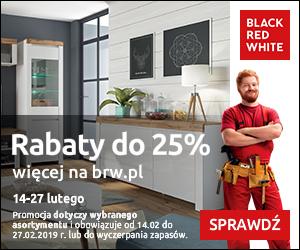 Zniżki do -25% w BRW!