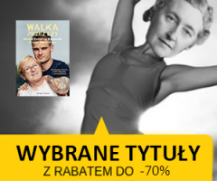 -70% na wybrane tytuły!