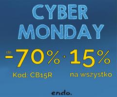 Cyber Monday w Endo