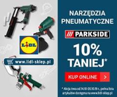 Lidl: 10% rabatu na narzędzia