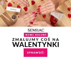 Walentynkowe promocje w Semilac