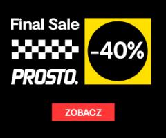 -40% w Final Sale