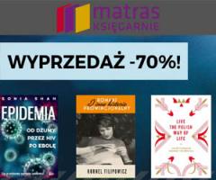 Wyprzedaż -70% w Matras!