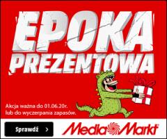 Media Markt: Prezenty na Dzień Dziecka