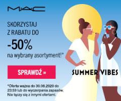 MAC: Summer Vibes do -50%