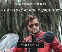 Giacomo Conti: skórzane kurtki