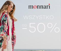 Wyprzedaż w Monnari!