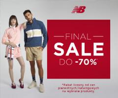 Final Sale do -70%