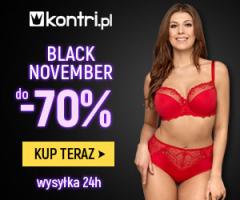 Black November w Kontri!