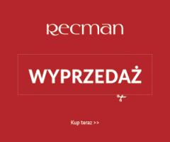 Wyprzedaż do -60% w Recman