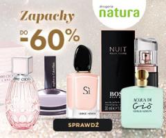 Do -60% w Drogeriach Natura!