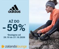 Adidas do -59% w Zalando Lounge