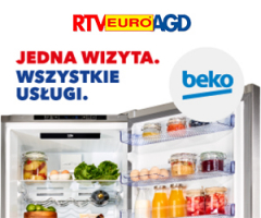 Usługi w RTV EURO AGD!
